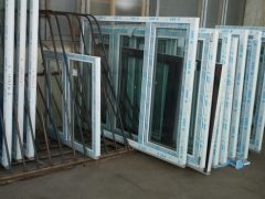 Поддельные пластиковые окна