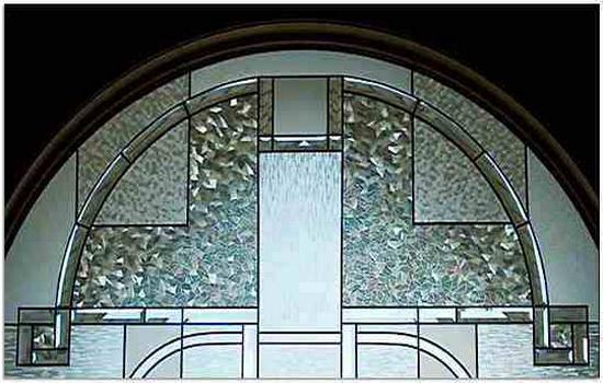 рефлекторное стекло