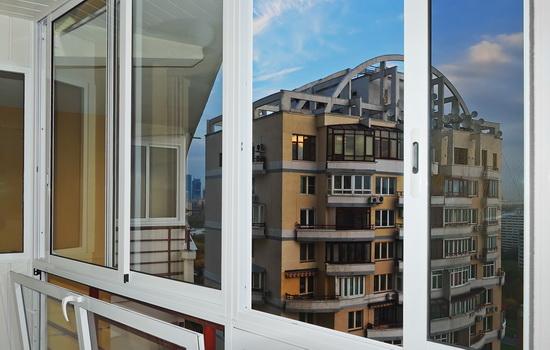Виды остекление балкона