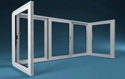 Раздвижные балконные окна. Типы. Материалы. Преимущества и недостатки