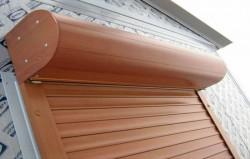 Рольставни на окна – стильное решение для дома
