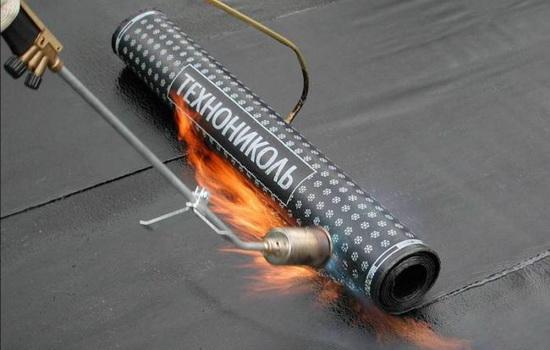 Материал для проведения гидроизоляционных работ