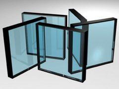 Шумоизолирующий стеклопакет