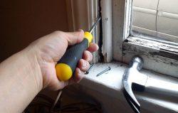 Самостоятельная реставрация деревянных окон