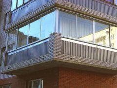 Самостоятельное остекление балкона алюминиевым профилем. Необходимые материалы, инструменты, этапы работ
