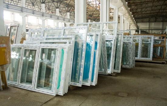 Склад готовой пластиковой продукции