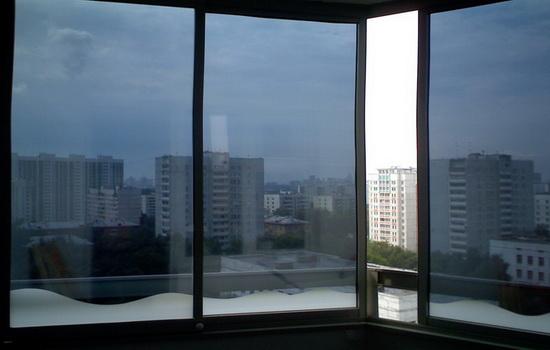 Солнцезащитные окна из пластика