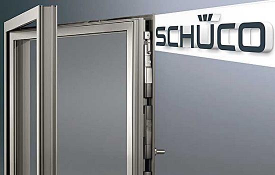 Современная фурнитура для окон Schuco (Шуко)