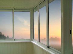 Виды остекления балконов и лоджий. Достоинства и недостатки каждого способа