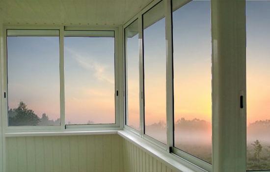 Способы остекления лоджии и балкона