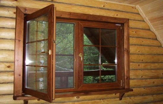 Описание деревянных окон