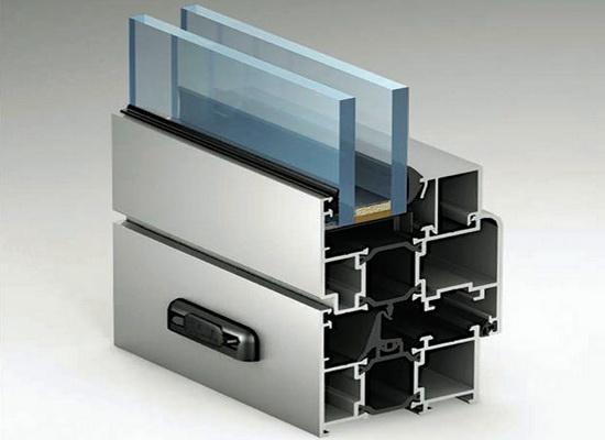 Теплый алюминиевый профиль Alutech