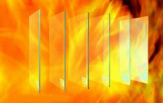 Термоустойчивое стекло