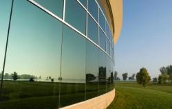 Тонированные пластиковые окна