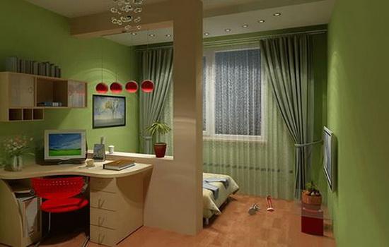Уютная комната на балконе