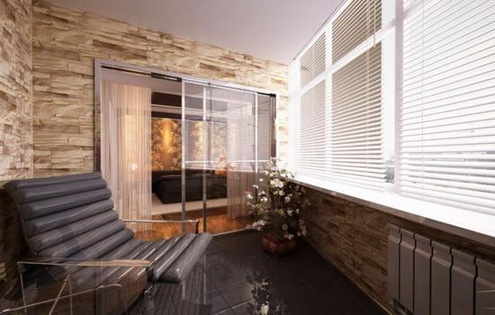 установка пластиковых окон на балконе