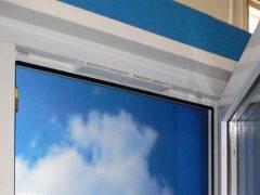 Вентиляция пластиковых окон квартиры. Зачем нужна и существующие варианты вентилирования ПВХ окон