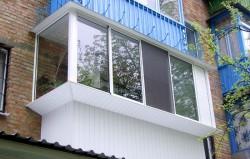 Внешняя отделка балкона. Выбор подходящего материала для наружных работ