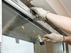 Замена стекла в окне своими руками. Полезные советы