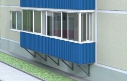 Чем лучше обшить балкон. Несколько вариантов