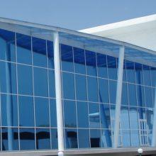 Архитектурное тонирование стекол окон