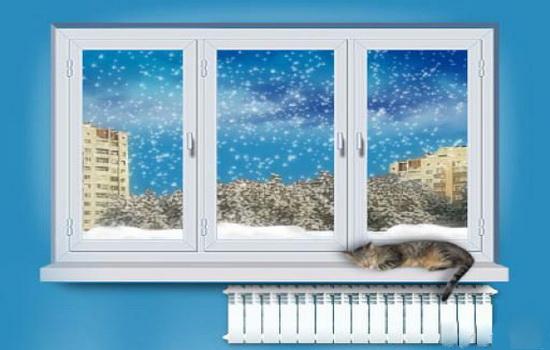Как выбрать стеклопакет   Окно у дома