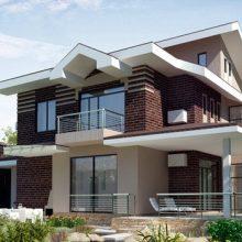 Расположение, размер и количество окон в частном доме